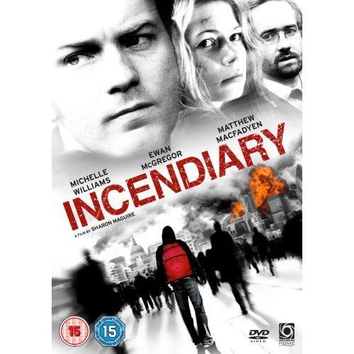 Artwork for Incendiary DVD