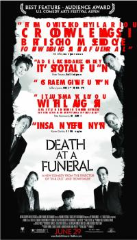 New Poster for Death at a Funeral?