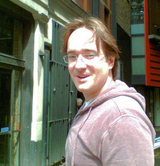 JaneV's encounter with Matthew Macfadyen