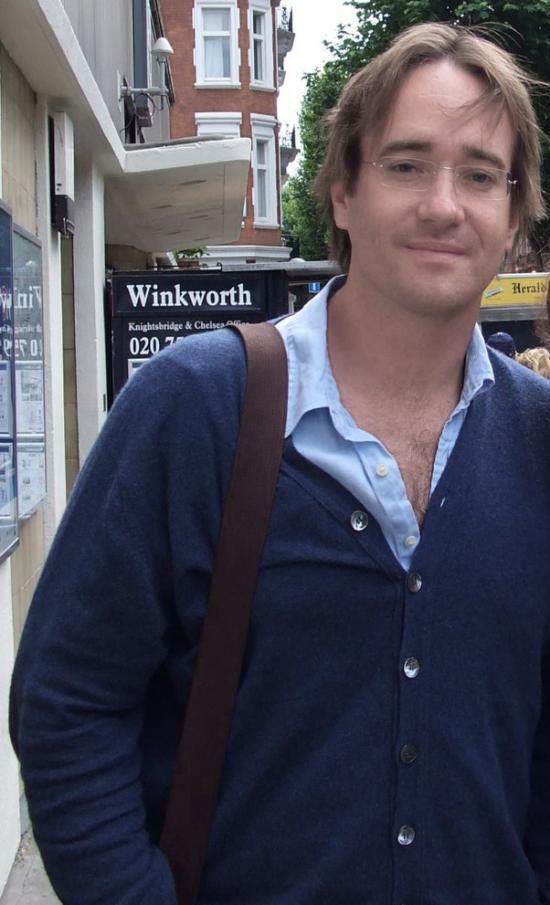 July 14 fan encounter with Matthew