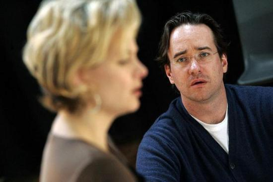 "Rehearsal Images from ""The Pain and the Itch"""