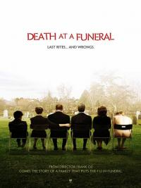 Death at a Funeral Poster Released