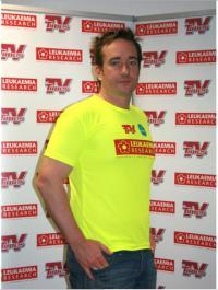 Matthew's picture for London Marathon